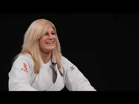 Kayla Harrison - Interview - Relationship with the Pedros