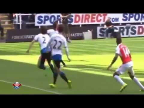 Newcastle Vs ArsenalAll Goals Highlights