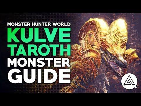 Kulve Taroth Guide - Lore, Tactics, Tip & Tricks | Monster Hunter World