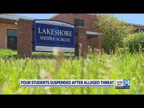Police investigate alleged threat to Ottawa Co. school