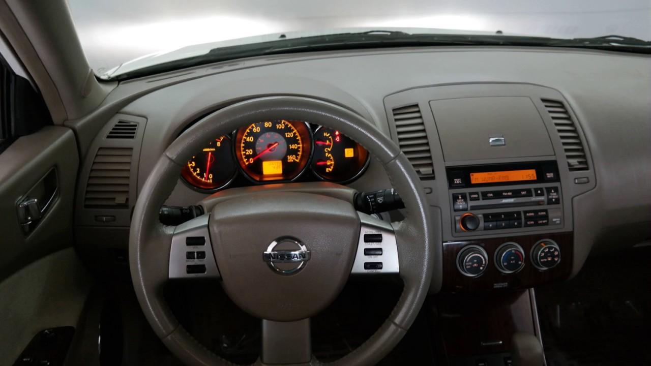 2006 White Nissan Altima 4D Sedan N2350A  YouTube