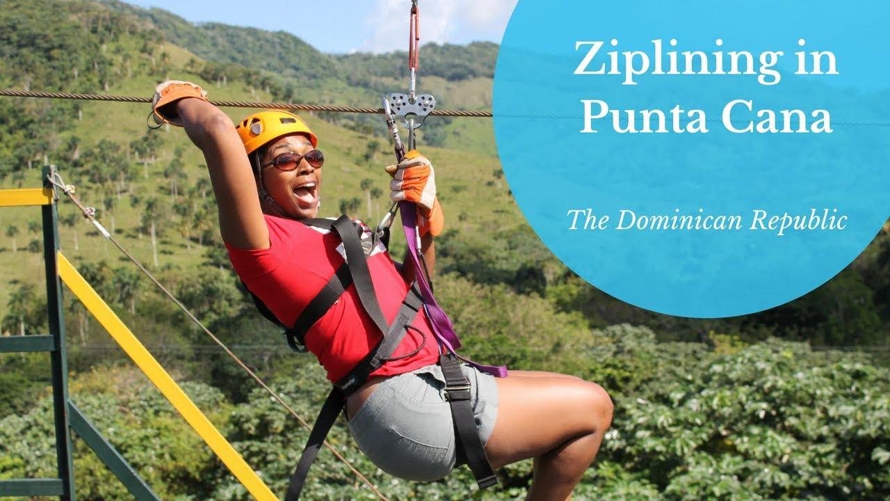 The Spirited Traveler: Zip Lining in Punta Cana   Dominican Republic