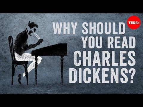 Video image: Why should you read Charles Dickens? - Iseult Gillespie