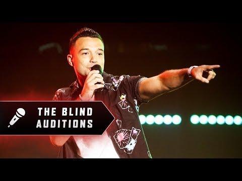 Blind Audition: Carlos - Despacito - The Voice Australia 2019