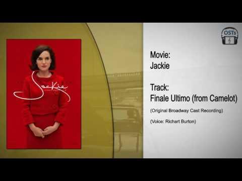 Jackie | Soundtrack | Richart Burton - Camelot