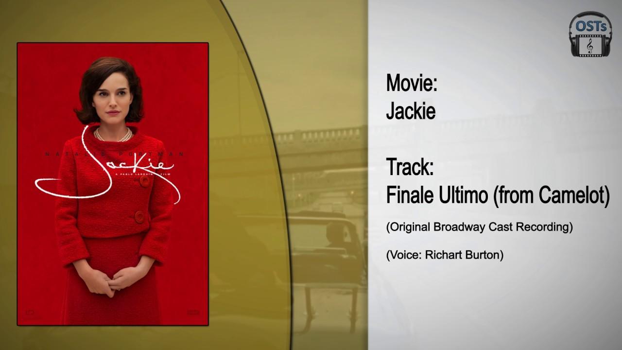 Jackie Soundtrack Richard Burton Camelot Youtube