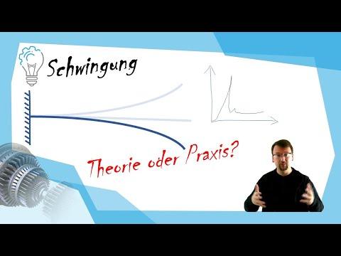 Schwingung: Praxis oder Theorie?