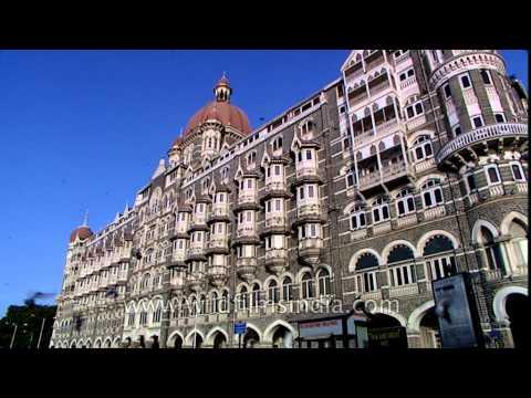 Taj Mahal Palace Hotel- Mumbai