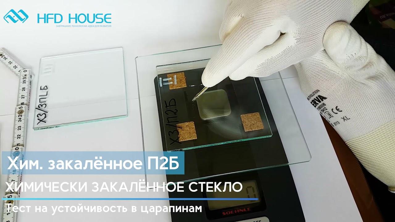 Тестируем химически закалённое стекло и лобовое стекло Гелентвагена!