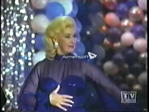 Ginger Rogers - The Love Boat - sings Love Will Keep Us Together