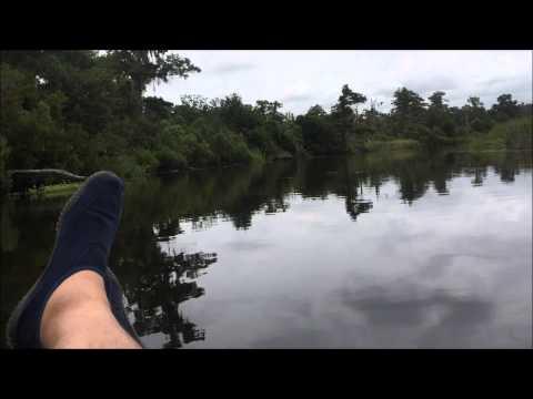 Fishing Cane Bayou 7-5-2015