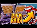 INSANELY OVERPOWERED RAID! (2 RANK QUESTS!) Minecraft Factions | VampMC | [4]
