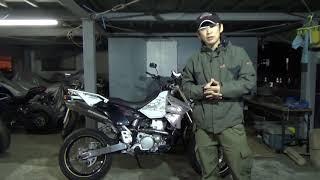 DRZ400SM(2010)参考動画:これがSUZUKIの最高傑作