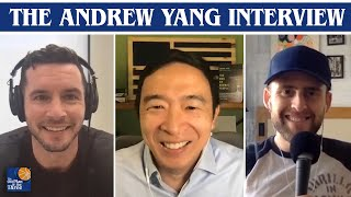 Andrew Yang Gets Honest About Running for President and The Importance of The 2020 Election