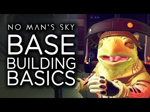 No Man's Sky Foundation Update - Base Building Guide