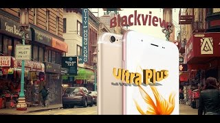 Обзор Blackview Ultra Plus- 5.5