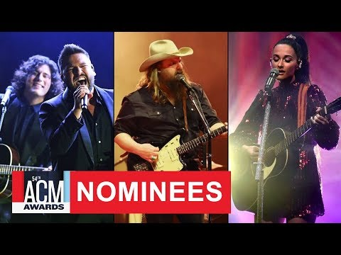 ACM Awards 2019 NOMINATIONS and PERFORMERS List