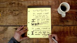 Comes and Goes In Waves (2013 remake) Lyric Video