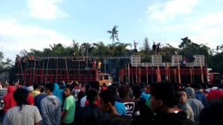 Takbir keliling banyuwangi (Sriwijaya vs Giant soundsystem)