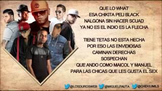 Tumba La Casa Remix LETRA Alexio La Bestia Ft Daddy Yankee, Nicky Jam, Farruko, Arcangel, Zion