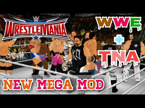 Video de wrestling revolution 3d wwe tna modded apk | ByMusica