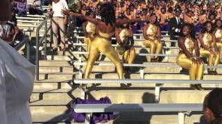 Alcorn Golden Girls - Togetherness 2015-2016