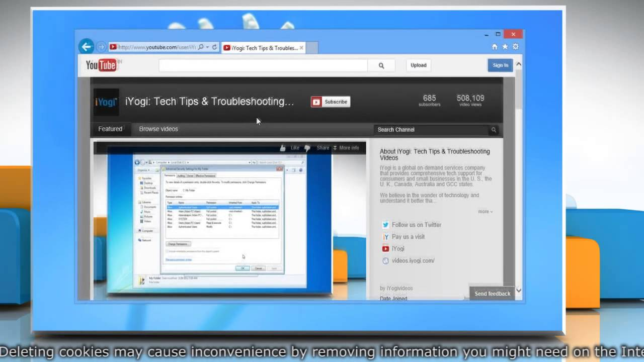 How To Clear Cookies And Delete Temporary S In Windows 7 8 10