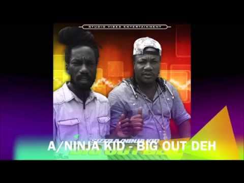 Sizzla & Ninja Kid - Big Out Deh (Pandora Riddim) June 2015 | @GazaPriiinceEnt