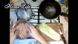 Простой салат/ Быстрый салат с копченой курицей