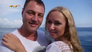 Свадебный переполох. Морской сезон. Свадьба Александра и Валерии