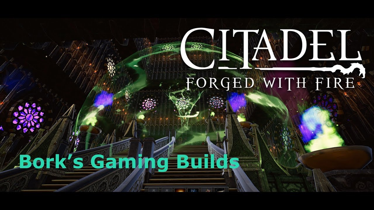 citadel forged with fire how to make a clan