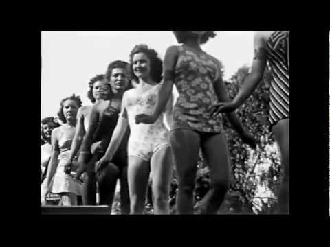 Bathing Beauty Contest - Redondo Beach (1940)