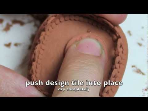 Metal Clay Gallery Bezel Wire: Using a Silhouette Cameo® Cutter by Wanaree Tanner