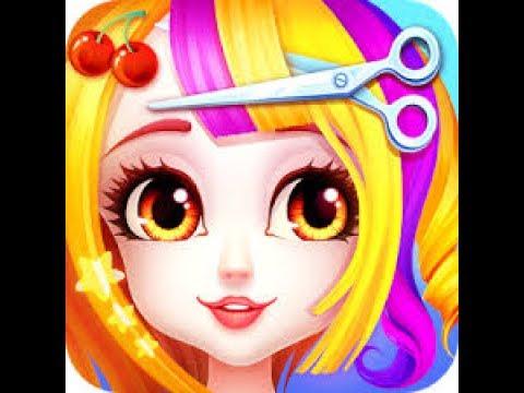 Magical hair salon: Game cắt tóc bạn gái #1