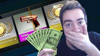 GASTEI MAIS 150$?! NOVAS FACAS! - CS:GO (Case Opening) streaming