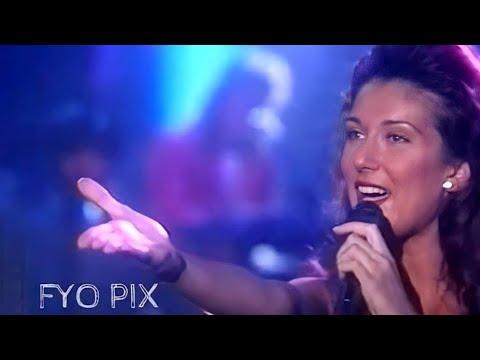 CÉLINE DION - If You Ask Me To (Live / En public) 1992
