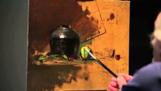 david leffel still life demo taos 2014 trailer 2