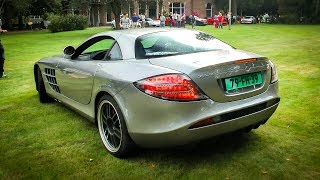 Mercedes-Benz SLR McLaren - Accelerations & Exhaust SOUNDS!