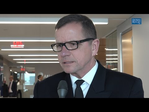 German Navy's Krause on Defending the Baltic, Modernizing the Fleet, Deterring Russia