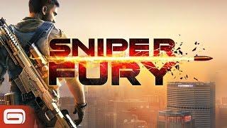 обзор игры Sniper Fury  Надоедает ровно через 1 минуту и 7 секунд :D 4/10