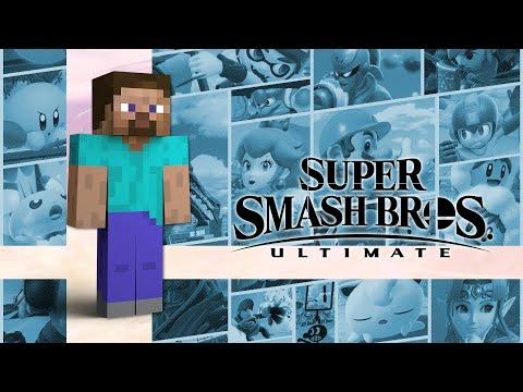 Pigstep (Unused) - Super Smash Bros. UItimate
