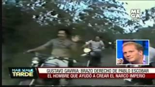Repeat youtube video Nota: Gustavo Gaviria, el brazo derecho de Pablo Escobar