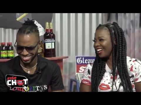 STAR CHAT Episode 3: QQ, Pamputtae Discuss Publicity Stunts, Devin Di Dakta's Wig.