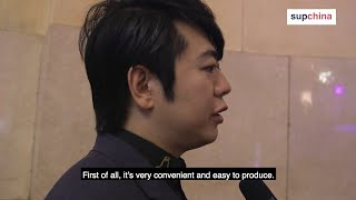 Lang Lang: Basic music education is more advanced in China than other countries