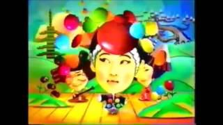 2007年 こつぶチョコシリーズ 明治.