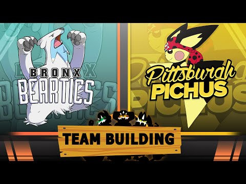 Bronx Beartics - Team Building for the Pittsburgh Pichus [UCL S2W11]