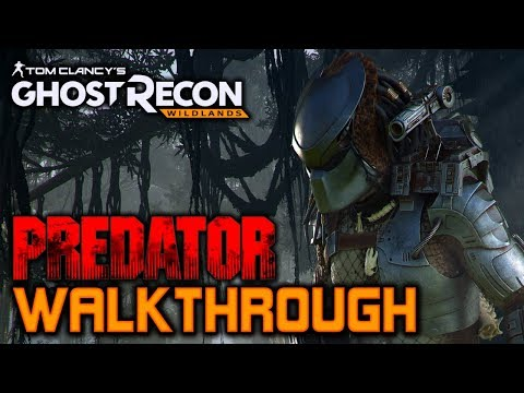 How To DEFEAT the PREDATOR | Ghost Recon Wildlands
