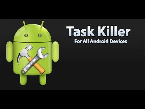 Автоматическое завершение процессов на Андроид-(программа)Automatic task killer