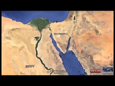 Sinai Peninsula in lockdown