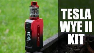 Tesla WYE II & Resin Tank Kit